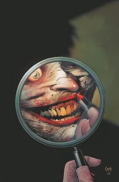 The Joker by Greg Capullo *