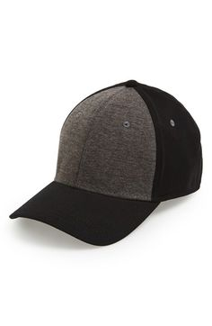Gents Jersey Knit Baseball Cap $48 + free shipping // #man #gift