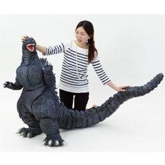 Kaiyodo's monstrous soft vinyl kit of Godzilla from Godzilla vs Biollante is back! Godzilla Figures, Godzilla Toys, Godzilla Comics, Godzilla Birthday Party, Godzilla Party, Japanese Monster, Classic Monsters, King Kong, Bigfoot
