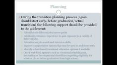 Transitions for Adolescents and Young Adults with ASD, Part 4: Higher Education and Jobs