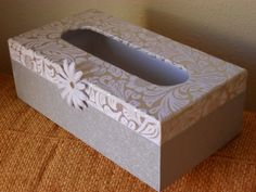 Cajas para pañuelos Tissue Holders, Facial Tissue, Country, Tissue Boxes, Painted Boxes, So Done, Presents, Pintura, Crafts