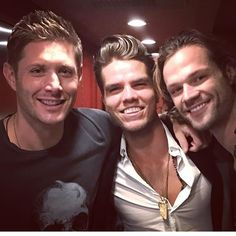 JJ, my boyfriend and my daddy!! I don't know if I should pin this to my supernatural board or my kaleo