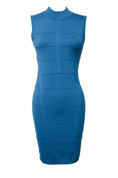 Kardashian Kollection for Sears Blue Sweater Dress. Get yours today at Sears.com/Kardashian