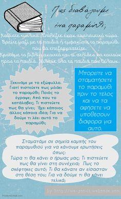 Δημιουργική, Αλληλεπιδραστική Ανάγνωση, Επεξεργασία βιβλίου. by http://we-got-it.webnode.com/
