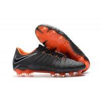 separation shoes 04a94 e0a9d Cheap Nike Soccer Cleats - Nike Hypervenom Phantom III FG Orange Black  White - New Football Boots - Firm Ground - Mens  Size 38,39,40,41,42,43,44,45,46