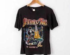 cd289861dee 1978 Jethro Tull concert t-shirt
