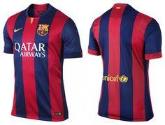 a461d6fd6 Maglia Barcellona 2014-2015 Nike J League
