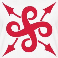 Basque Swastika