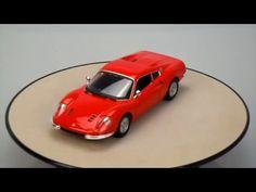FERRARI 246 GT Dino Bburago 1/24