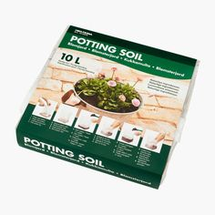 Blomjord 10 L Potting Soil, House Styles, Plants, Outdoors, Gardening, Lawn And Garden, Plant, Outdoor Rooms, Off Grid