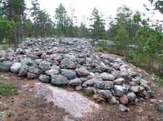 Prehistoric ruins at Sammallahti Hill, Unesco's world heritage site in Finland. 12 Year Old, Heritage Site, Prehistoric, Ancient History, Finland, Beautiful Places, Journey, Europe, World