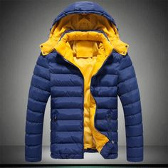 2016 new Men's Clothing Coats&Jackets Down & Parkas winter thickening male with a hood wadded warm jacket thermal coat Dark Blue - http://fashionfromchina.net/?product=2016-new-men-s-clothing-coats-jackets-down-parkas-winter-thickening-male-with-a-hood-wadded-warm-jacket-thermal-coat-dark-blue