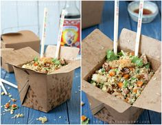 The Urban Poser:: Street Foods: Vietnamese Cauli-Fried Rice W/Nước Chấm (Grain Free)