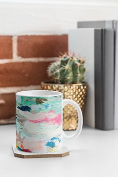 Kent Youngstrom Really Coffee Mug | DENY Designs Home Accessories