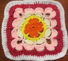 Knot Your Nana's Crochet: Granny Square CAL (Week 13)