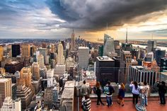 Incredible Photographs Of New York City