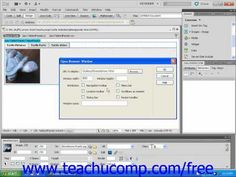 Learn about open browser window behavior in Adobe Dreamweaver at www.teachUcomp.com. A clip from Mastering Dreamweaver Made Easy v. CS5. Get the complete tutorial FREE at http://www.teachucomp.com/free - the most comprehensive Dreamweaver tutorial available. Visit us today!