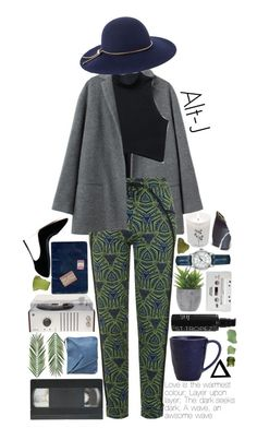"""""""Alt J {Tagged}"""" by jackiet0201 ❤ liked on Polyvore featuring Organic by John Patrick, Topshop, Carriere, Lanvin, Pieces, CASSETTE, Crosley, Casadei, Lux-Art Silks and Hamilton"""