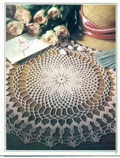 Revista   Magic crochet 91  Completa