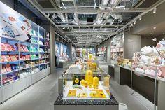 Harajuku Japan, Scenery Background, Line Friends, Layout, Store, Interior, Header, Retail, Random