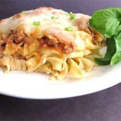 Ground Turkey Noodle Bake - Allrecipes.com