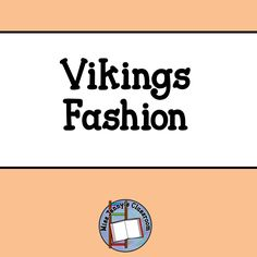 Vikings Fashion / Norwegian  / Board Cover