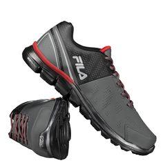 Tênis Fila Half Cinza Somente na FutFanatics você compra agora Tênis Fila Half Cinza por apenas R$ 179.90. Caminhada. Por apenas 179.90