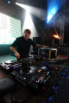 Diplo, Main Stage @Sharon Clark Festival 2013 | Flickr