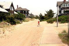 by N¡fer, via Flickr Fire Island, Sidewalk, Country Roads, Spaces, Side Walkway, Sidewalks, Pavement, Walkways