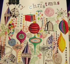 print & pattern: Search results for christmas