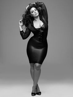 Plus Size Model: Ashley Graham,Madison Plus and Ford + Models shoot.