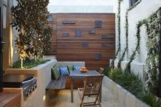 #cortile .Sydney #courtyard. Design  by Outhouse Designs