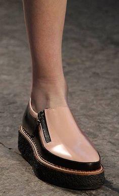 tendencias celebrities zapatillas slip on marras 1 2 Low Heel Shoes cbb8162f4