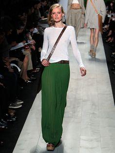 longsleeve + long skirt #Frida_Gustavsson
