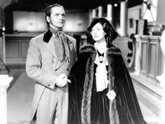 The Barretts Of Wimpole Street, Fredric March, Norma Shearer, 1934 Photo at AllPosters.com