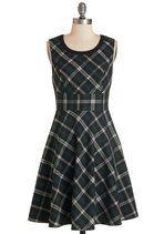 Savvy Scholar Dress | Mod Retro Vintage Dresses | ModCloth.com