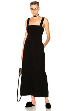 Shop for Mara Hoffman Idola Jumpsuit in Black at FWRD. Free 2 day shipping and returns.