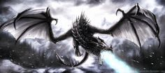 DeviantArt: More Collections Like Frost Dragon by BABAGANOOSH99