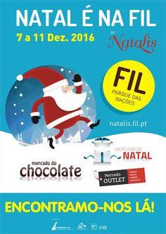 Natal é na FIL, com o Gramas com Sabor :) #gramascomsabor #fil #8dedezembro #showcooking #natalis #natalénafil
