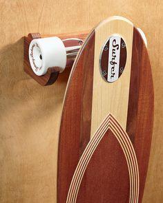 Longboard Wall Hanger