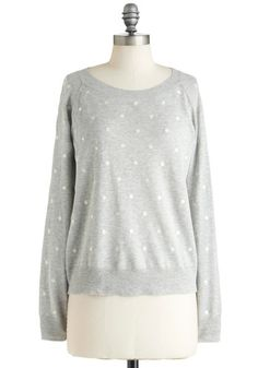 Dot's a Nice Sweater, #ModCloth Want sooo bad!!!
