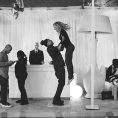 Jay Z Lovingly Throws Beyonce in the Air, Blue Ivy Supports Magna Carta World Tour: See the Family Moments Here!