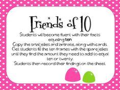 Friends of Ten FREEBIE