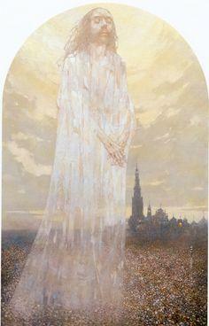 Golgotha of Jasna Gora Jesus Crist, Seasonal Image, Biblical Art, Norman Rockwell, The Kingdom Of God, Cross Paintings, Sacred Art, Christian Art, Religious Art