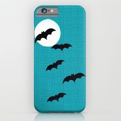 Bats iPhone & iPod Case