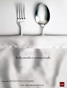 Com o Menu Bocados a condizer com a data, esperamos por vós ao jantar. Não esquecer a reserva. Obrigado.