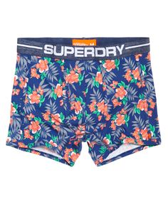 Superdry Sport Boxer Double Pack Uomo