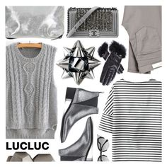 """""""Lucluc"""" by pastelneon ❤ liked on Polyvore featuring AG Adriano Goldschmied, Topshop, Acne Studios, Artecnica, Chanel, Cyan Design and Fendi"""