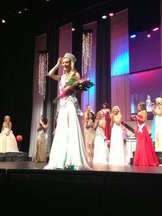 Ellie Lorenzen, Miss Nebraska USA 2013