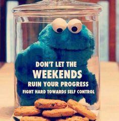 cookie monsters #JuicePlus control